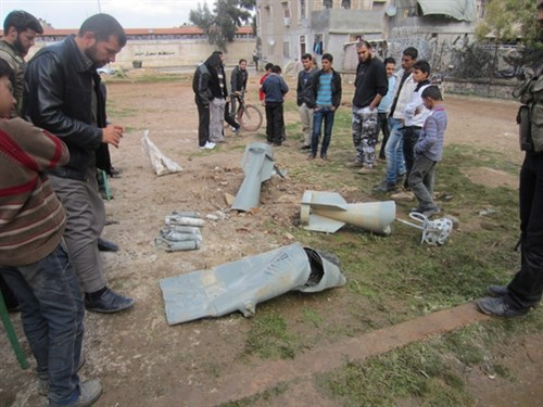 Photo 2 2 Of 9 Cluster Bombs 599X449 Amnesty International