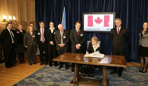 Canada Signs the CCM 599x350