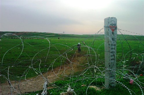 Turkey Syria Border