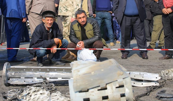 Armenia Cluster Bomb Attack Responsible for New Civilian Deaths in Nagorno-Karabakh Conflict
