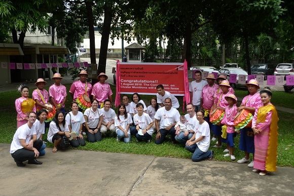 CMC Campaigners In Thailand
