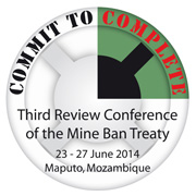 The Third Review Conference of the Mine Ban Treaty